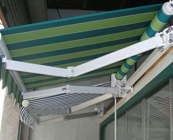 遮阳防雨棚